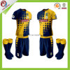 Custom Cheap Thailand Sublimation Printing Striped National Team Soccer Jersey