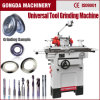 Gray Three Phase Tool Grinder for Grind Hobs (MQ6025A)