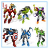 Avenger Alliance, Robot Building Blocks Toys