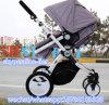 Foldable Pram Infant Adjustable Baby Stroller with Car Seat