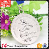 Custom Epoxy Sport Competition Suvenir Medal for Swimming
