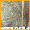 Natural Tropic Rainforest Green Stone Marble Slab for Countertops, Tiles