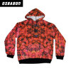Custom Stylish Unisex Polyester Sublimation Hoodies with Fleece Lining (HD018)