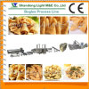 Twin Screw Extruded Fried Wheat Pellets Bugles Making Machine
