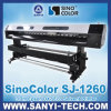 3.2 M Large Format Printer, Sinocolor Dx7 Sj-1260, 1440 Dpi, for Outdoor&Indoor Printing