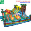 Funcity Inflatable, Inflatable Trampoline, Air Bouncer Inflatable Trampoline (BJ-F42)