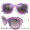 2015 New Fashion Butterfly Design PC Woman Sunglass