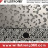 Aluminum Solid Panel Perforated Panel