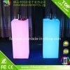 Hot Sale Outdoor LED Furniture, White LED Sofa Lighted Furniture