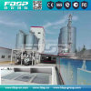 Stainless Steel Silo with Good Weighing System