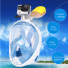 Seaview 180 Gopro Compatible Snorkel Mask Panoramic Full Face Mergulho Design