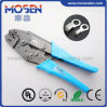 HS-101 Cable Ratchet Hand Crimping Plier for Non-Insulated Terminal