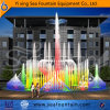 Waterproof LED Light Stainless Steel Dry Fountain