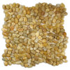 Paving Yellow Mini Mosaic Stone