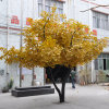 Custom Made Artificial Ginkgo Trees for Landscaping
