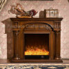 Ce Approved Home Furniture Modern Heating Lighting Electric Fireplace (332)