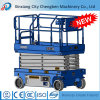 320kg Lifting Capacity Vertical Hydraulic Scissor Industrial Platform Lift