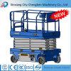 320kg Lifting Capacity Vertical Hydraulic Scissor Industrial Platform Lift