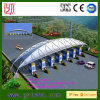 Railway Station Parking Lot Tent with PVDF Membrane Structure