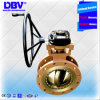 Metal to Metal Seat Triple Offset Butterfly Valve