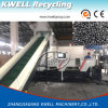 Plastic Pelletizing Machine/PE Film Pelletizing Extruder/PE PP Recycling Extruder