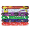 Custom Colourful Silicone Slap Ruler Bracelet