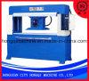 Hydraulic Pressing 4 Columns Punching Cutting Machine/Moving Head Cutting Machine