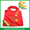 Reusable Nylon Foldable Strawberry Shaped Shopping Bag