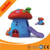 Indoor/Outdoor Garden Plastic Kids Playhouse, Kids Role Play Playhouse