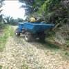 Good Quality Agricultural Machines 18HP 4WD Farm Tractor