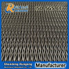 Ss 304 Food Grade Compound Balanced Weave Conveyor Mesh Belt for Biscuit Conveyor Belt
