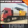 HOWO 6X4 Asphalt Chip Sealer Truck Synchronous Chip Sealing Truck