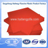 100% Polyurethane Sheet Orange Color PU Sheet with Virgin Polyether