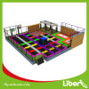 TUV Approved Foam Pit Kids Trampoline Park