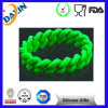 Custom Silicone Bracelet for Promotion Gifts (DXJSBB003)