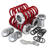 Coil Springs for Honda Civic 1988-2000