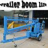 Trailer Aerial Working Mounted Hydraulic Boom Lift Platform