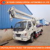 6 Wheels China 14m 16m Bucket Truck for Sale