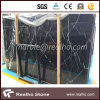 Polished Black Marquina/Nero Marquina Marble Slab for Countertop/Tile/Flooring
