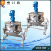 Industrial Tilting Steam Jacketed Cooking Kettle with Agitator