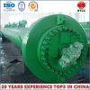 High Press Hydraulic Cylinder with Flange Installation