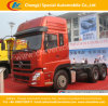 Heavy Duty Dongfeng 6*4 Towing Truck Tractor