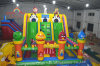 Bird Inflatable Slide Amusement Park for Kids (CYFC-428)