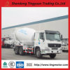 10cubic HOWO Mixer Truck/Concrete Mixer with High Quality