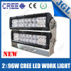 192W LED Work Light Truck Tractor CREE U Bracket