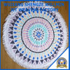 Whosale High Quality Mandala Round Beach Towel