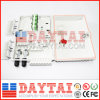 16 Cores FTTH Terminal Box with Sc LC Adapters (DT-FTB-H16 FTTH termination box)