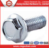 Grade 8.8 Zinc Plated Hex Flange Screw