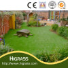 30mm Soft C Shape Fire Resistant Synthetic Lawn Turf