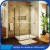 Tempered Glass Bathroom Shower Enclosure/Bath
